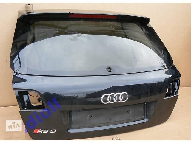 купить бу Б/у крышка багажника для легкового авто Audi RS3 в Львове