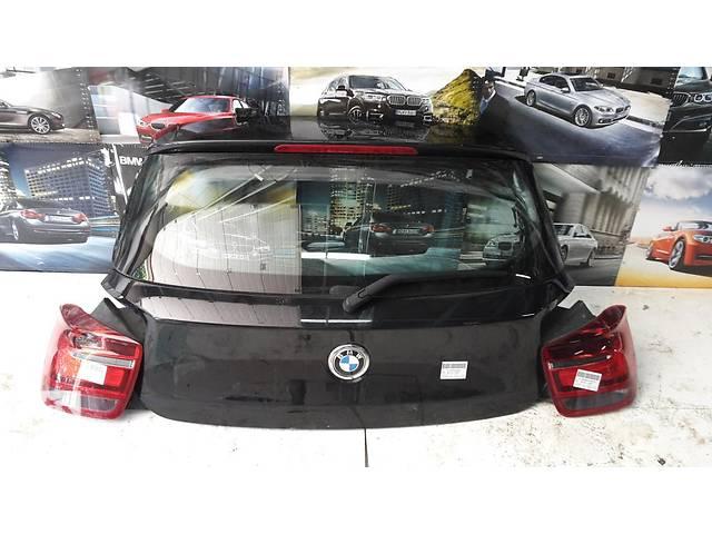 бу Б/у крышка багажника для легкового авто BMW 1 Series f20 в Львове