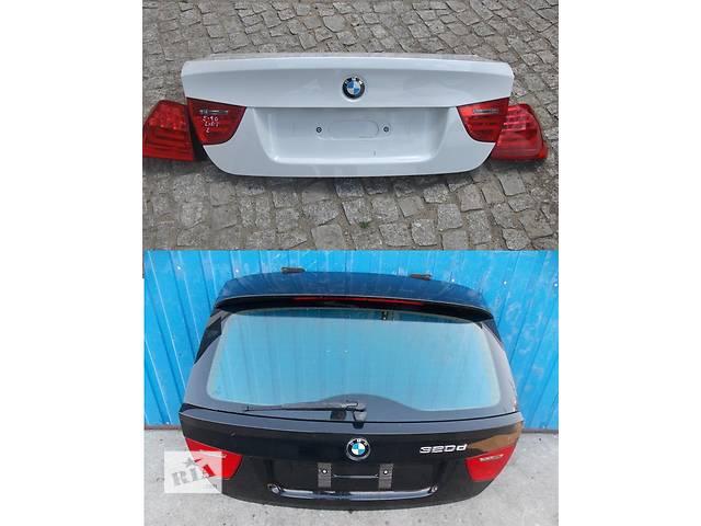 Б/у крышка багажника для легкового авто BMW 3 Series E90 E91- объявление о продаже  в Львове