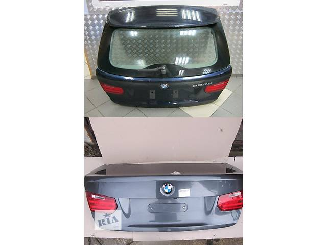 купить бу Б/у крышка багажника для легкового авто BMW 3 Series F30 F31 в Львове