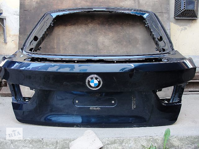 продам Б/у крышка багажника для легкового авто BMW 3 Series Gran Turismo ДЕШЕВО В НАЛИЧИИ!!! бу в Львове