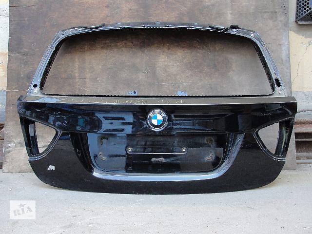 бу Б/у крышка багажника для легкового авто BMW 3 Series (все) В НАЛИЧИИ!!!! в Львове
