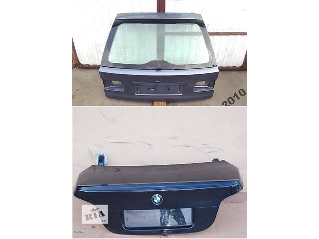 Б/у крышка багажника для легкового авто BMW 5 Series E39- объявление о продаже  в Львове