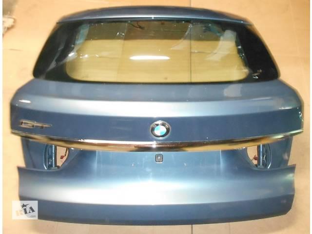 купить бу Б/у крышка багажника для легкового авто BMW 5 Series f07 в Львове