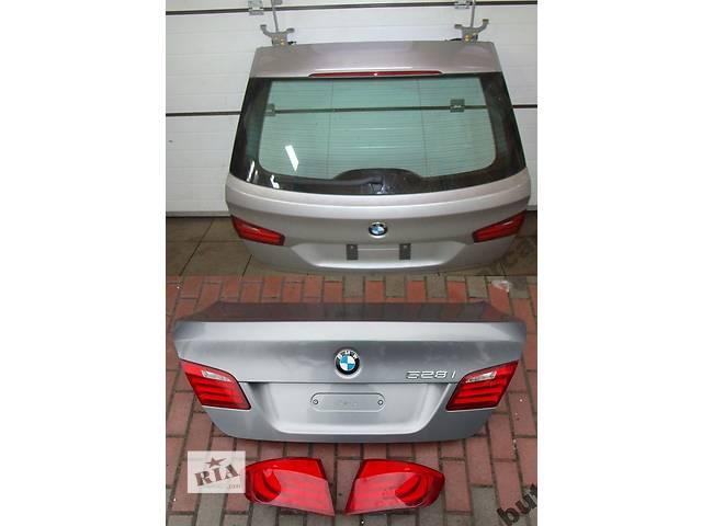 продам Б/у крышка багажника для легкового авто BMW 5 Series F10 F11 бу в Львове
