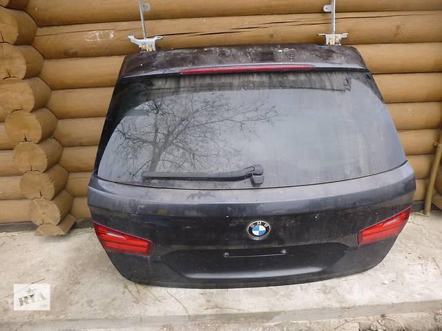 купить бу Б/у кришка багажника для легкового авто BMW 5 Series в Ковеле