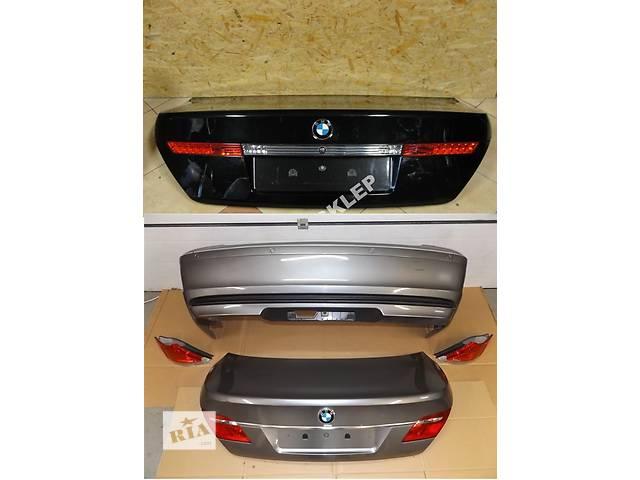 Б/у крышка багажника для легкового авто BMW 7 Series E65 E66- объявление о продаже  в Львове