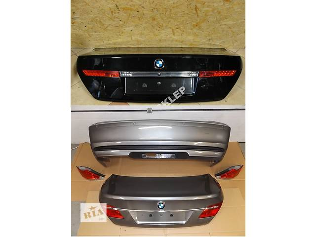 продам Б/у крышка багажника для легкового авто BMW 7 Series E65 E66 бу в Львове