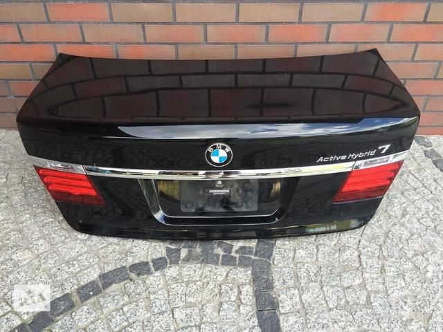 купить бу Б/у крышка багажника для легкового авто BMW 7 Series F01 F02 в Львове