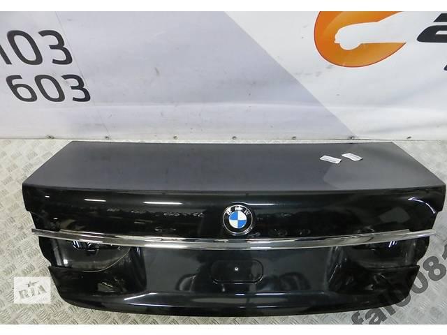 Б/у крышка багажника для легкового авто BMW 7 Series g11 g12- объявление о продаже  в Львове