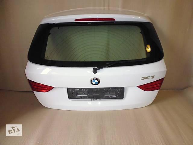 продам Б/у крышка багажника для легкового авто BMW X1 e84 бу в Львове