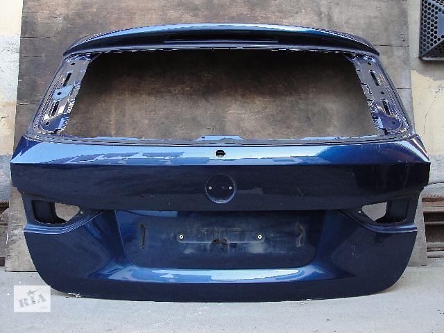 бу Б/у крышка багажника для легкового авто BMW X1 ДЕШЕВО В НАЛИЧИИ!!! в Львове