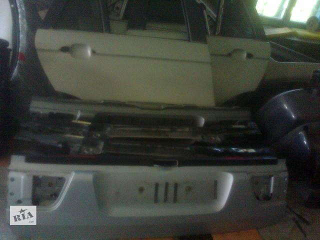 Б/у крышка багажника для легкового авто BMW X5- объявление о продаже  в Виннице