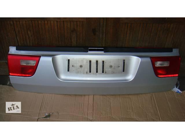 бу Б/у крышка багажника для легкового авто BMW X5 в Тернополе