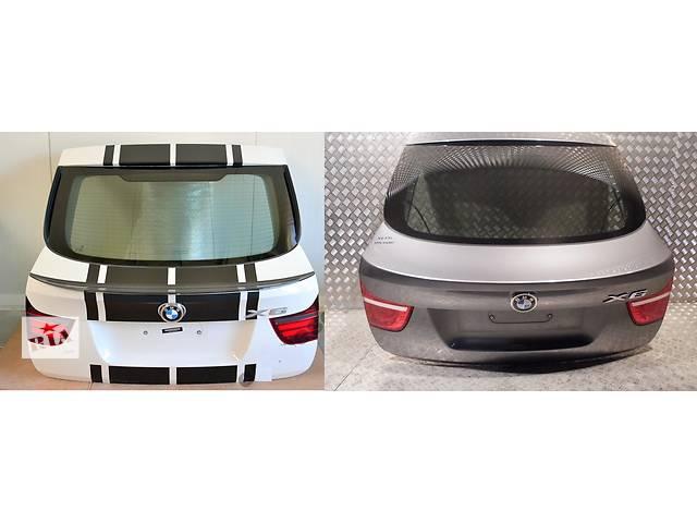 бу Б/у крышка багажника для легкового авто BMW X6 e71 в Львове