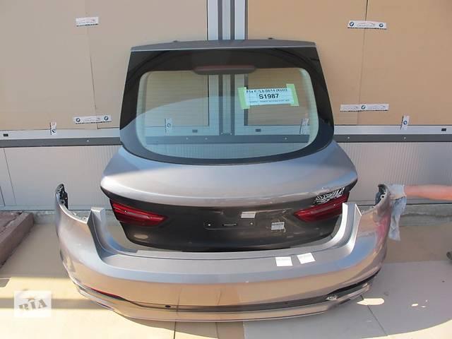продам Б/у крышка багажника для легкового авто BMW X6 f16 бу в Львове