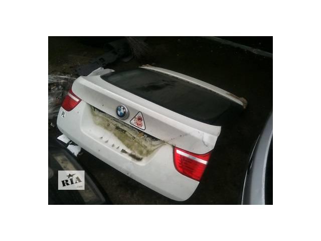 купить бу Б/у крышка багажника для легкового авто BMW X6 в Ровно