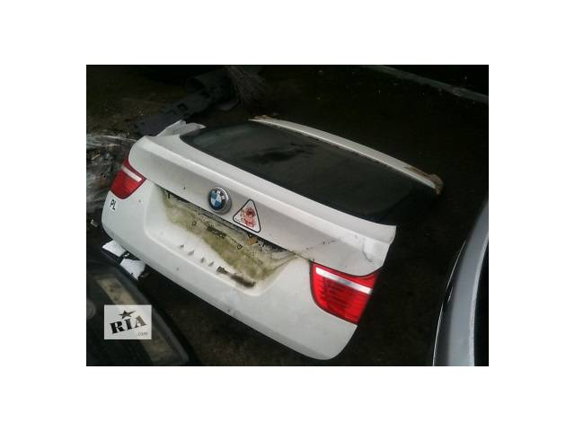 бу Б/у крышка багажника для легкового авто BMW X6 в Ровно