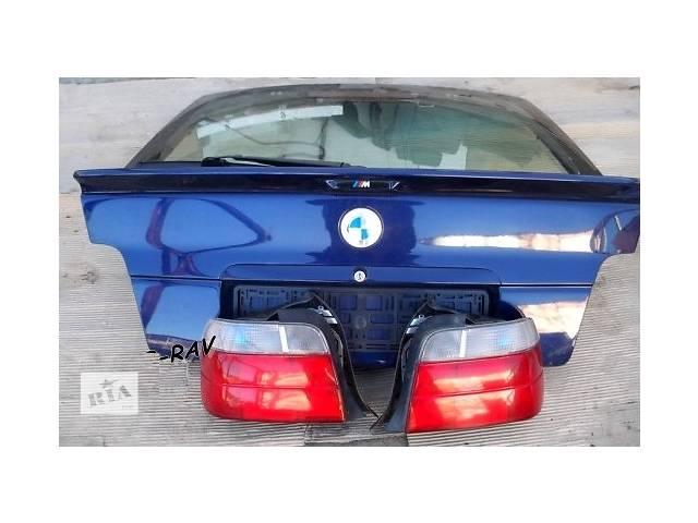 продам Б/у крышка багажника для легкового авто BMW Z3 e36 бу в Львове