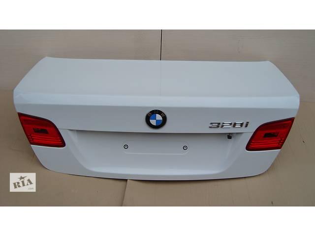 бу Б/у крышка багажника для легкового авто BMW в Харькове