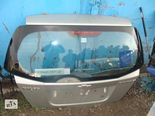 продам Б/у крышка багажника для легкового авто Chevrolet Aveo Hatchback (5d) бу в Черкассах