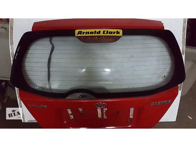 продам Б/у крышка багажника для легкового авто Chevrolet Aveo бу в Ровно