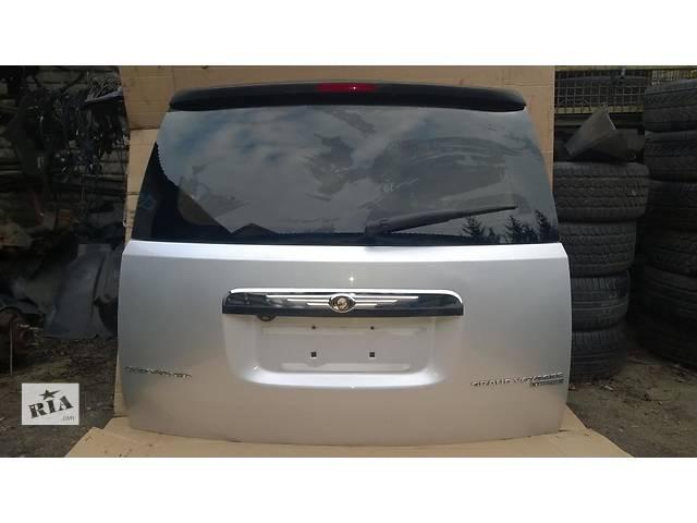 купить бу Б/у крышка багажника для легкового авто Chrysler Grand Voyager в Львове