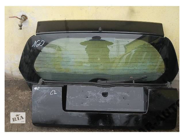 продам Б/у крышка багажника для легкового авто Citroen C2 бу в Львове