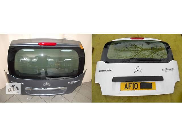 продам Б/у крышка багажника для легкового авто Citroen C3 Picasso бу в Львове