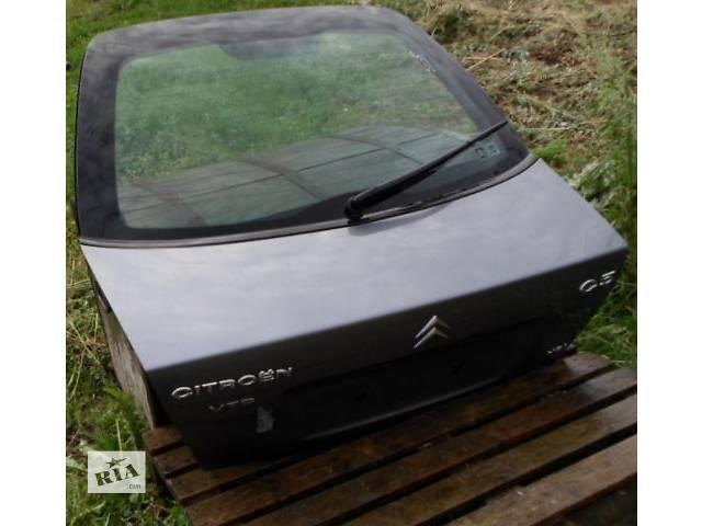 купить бу Б/у крышка багажника для легкового авто Citroen C5 в Хмельницком