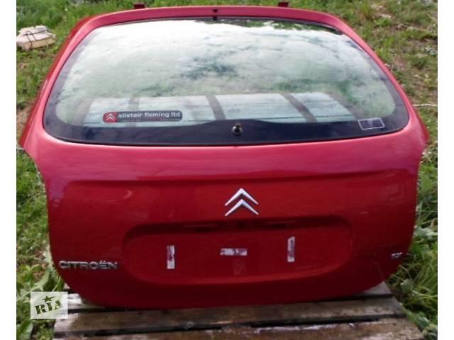 продам Б/у крышка багажника для легкового авто Citroen Xsara Picasso бу в Хмельницком
