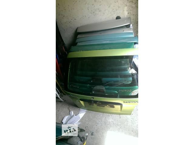 Б/у крышка багажника для легкового авто Daewoo Matiz- объявление о продаже  в Харькове