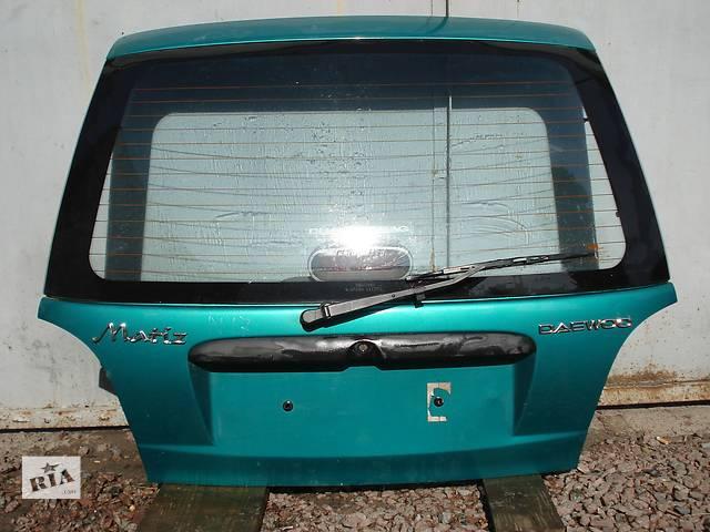 Б/у крышка багажника для легкового авто Daewoo Matiz- объявление о продаже  в Киеве