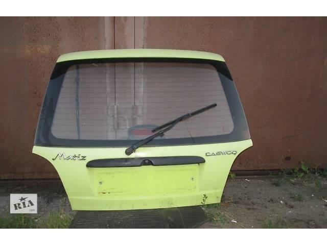 купить бу Б/у крышка багажника для легкового авто Daewoo Matiz в Львове
