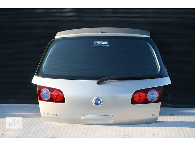 продам Б/у крышка багажника для легкового авто Fiat Croma бу в Львове