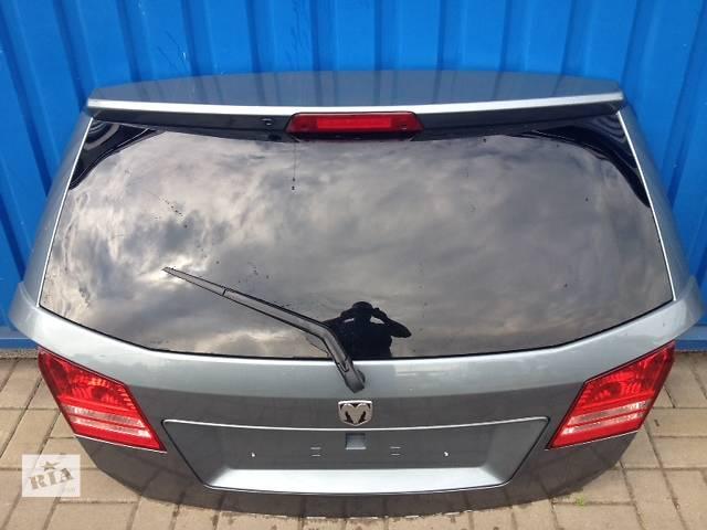 купить бу Б/у крышка багажника для легкового авто Fiat Freemont в Львове