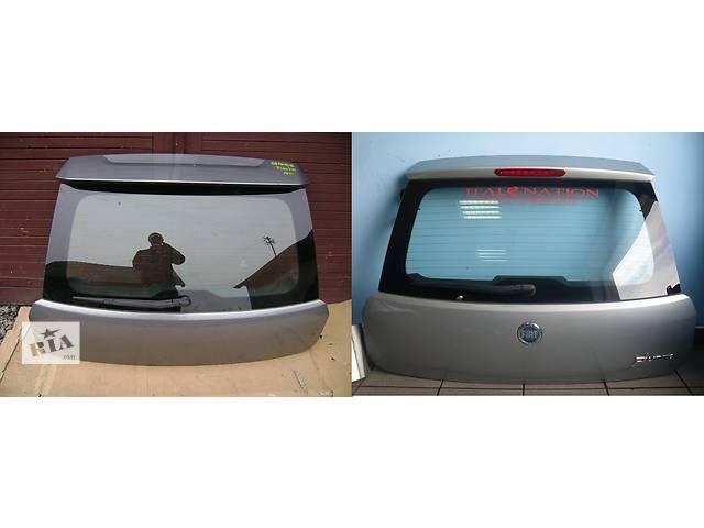 продам Б/у крышка багажника для легкового авто Fiat Grande Punto бу в Львове