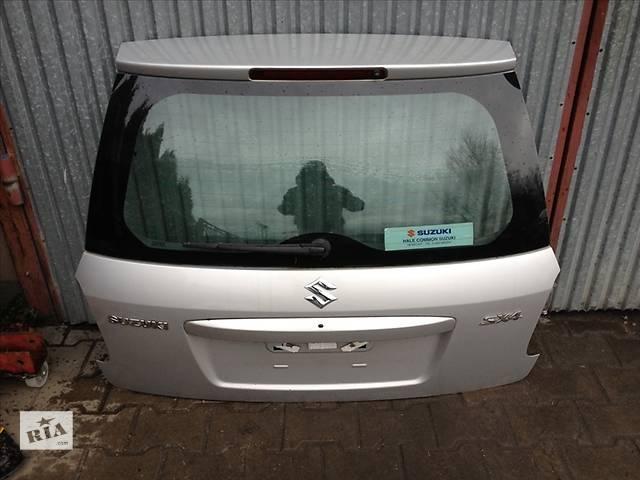 продам Б/у крышка багажника для легкового авто Fiat Sedici бу в Львове