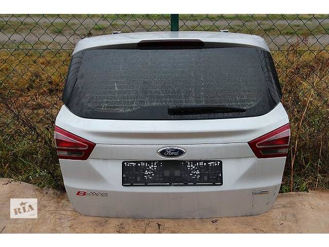 продам Б/у крышка багажника для легкового авто Ford B-Max бу в Львове
