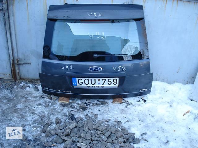 продам Б/у крышка багажника для легкового авто Ford C-Max бу в Киеве