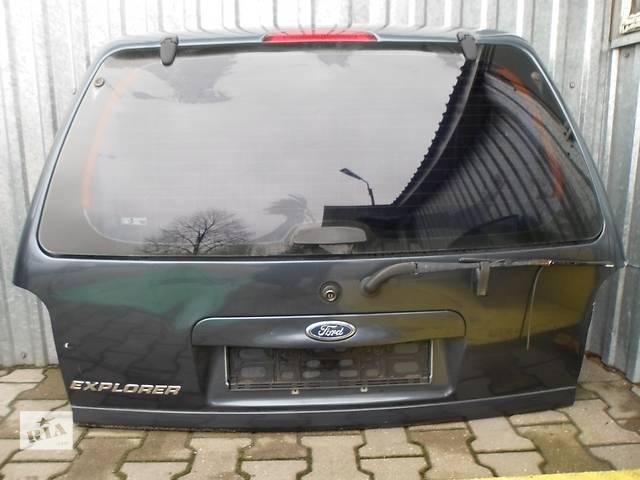 бу Б/у крышка багажника для легкового авто Ford Explorer в Львове