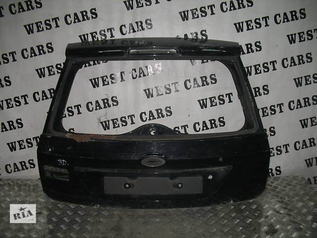 бу Б/у крышка багажника для легкового авто Ford Fiesta 2006 в Луцке