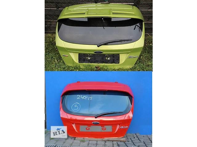 продам Б/у крышка багажника для легкового авто Ford Fiesta mk7 бу в Львове