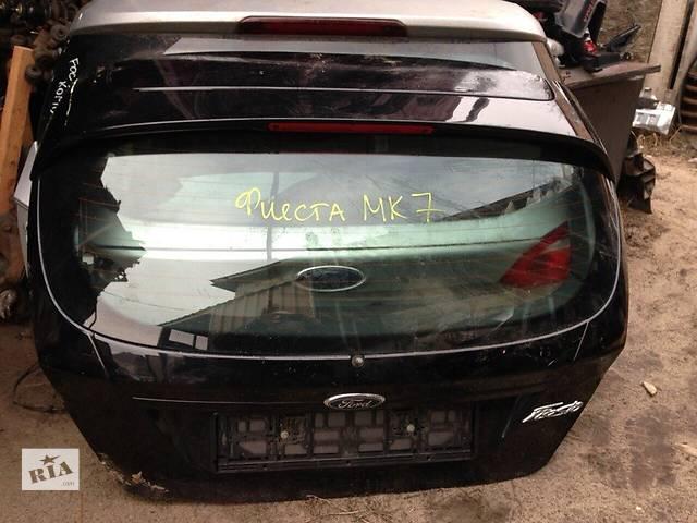 бу Б/у крышка багажника для легкового авто Ford Fiesta в Киеве