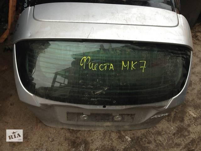 продам Б/у крышка багажника для легкового авто Ford Fiesta бу в Киеве