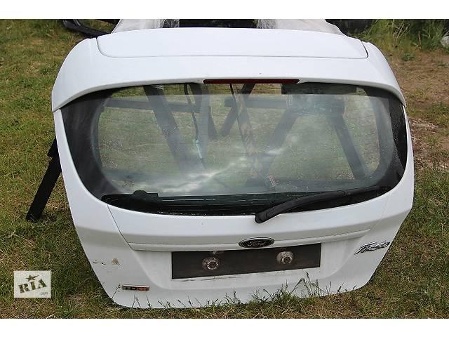 бу Б/у крышка багажника для легкового авто Ford Fiesta в Чернигове