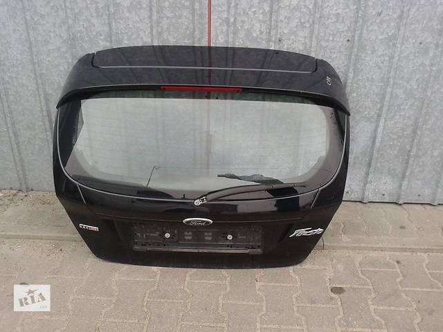 Б/у крышка багажника для легкового авто Ford Fiesta- объявление о продаже  в Чернигове