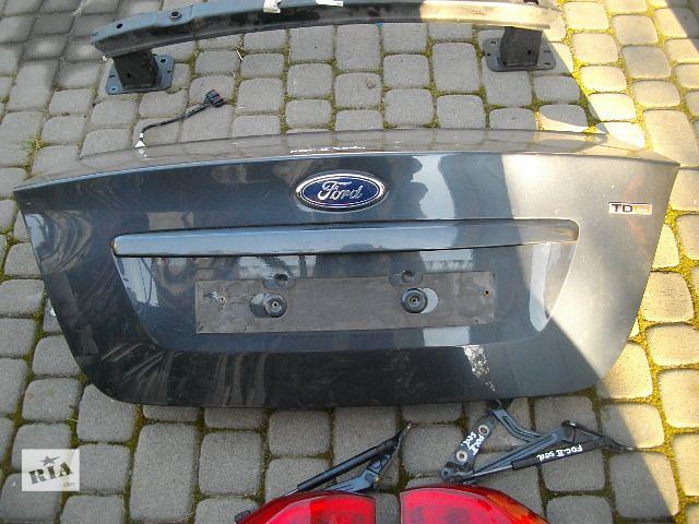 Б/у крышка багажника для легкового авто Ford Focus 2007- объявление о продаже  в Львове