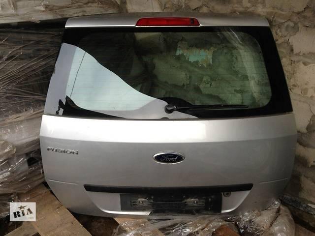 Б/у крышка багажника для легкового авто Ford Fusion- объявление о продаже  в Киеве