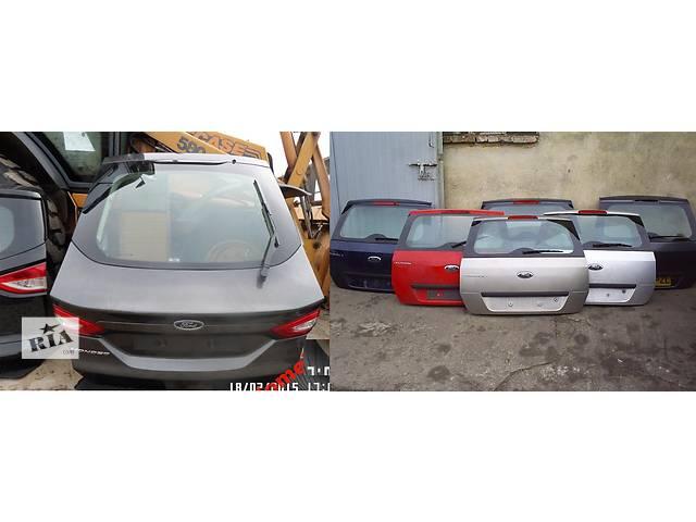 продам Б/у крышка багажника для легкового авто Ford Fusion бу в Львове
